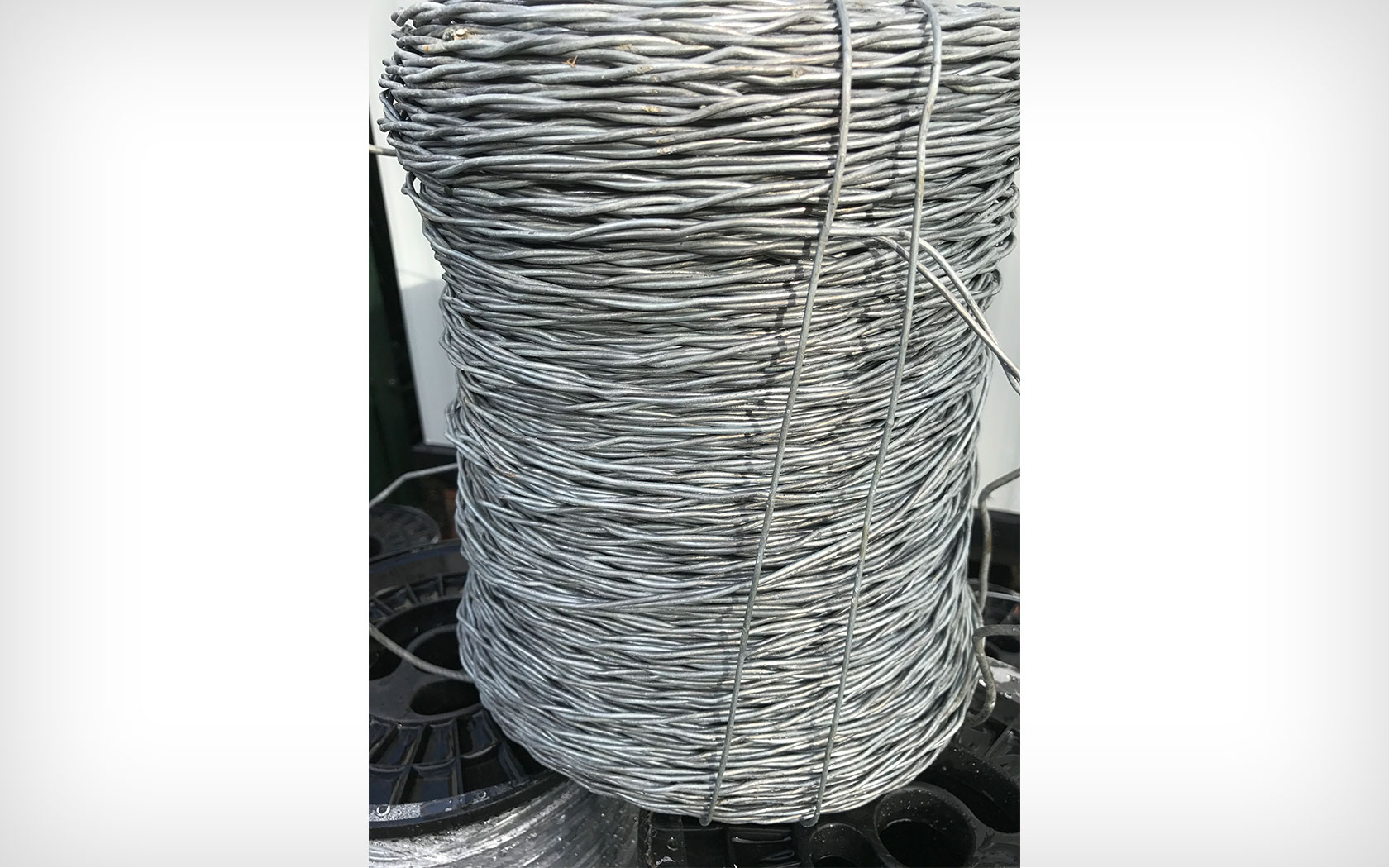 Barbless Double Strand Wire Fjr Contracting