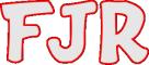 FJR Contracting Logo