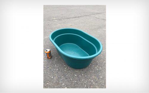 Plastic 15 Gal Tub
